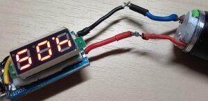 Настройка выходного напряжения паяльника на аккумуляторе