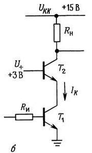 каскодное включение транзисторов