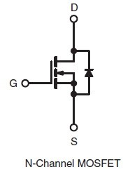 N CHANNEL MOSFET