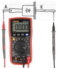 Проверка и замена радиоэлементов