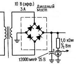 конденсатор фильтра