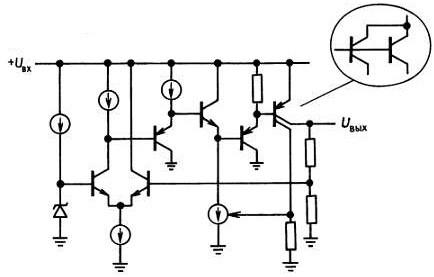 упрощенная схема lm330