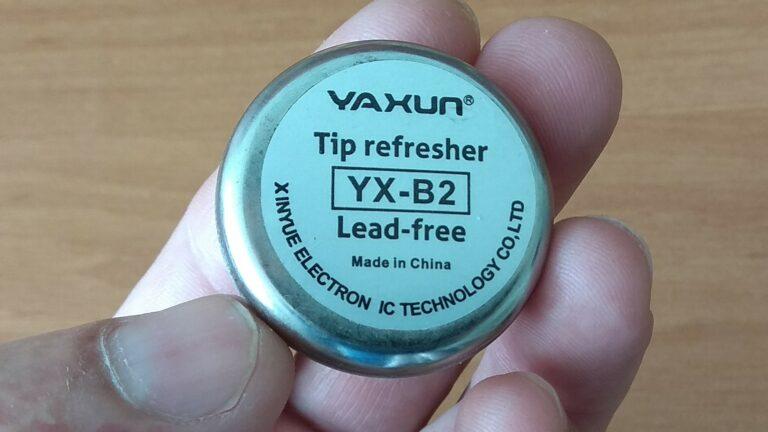 YX-B2 для восстановления жала паяльника