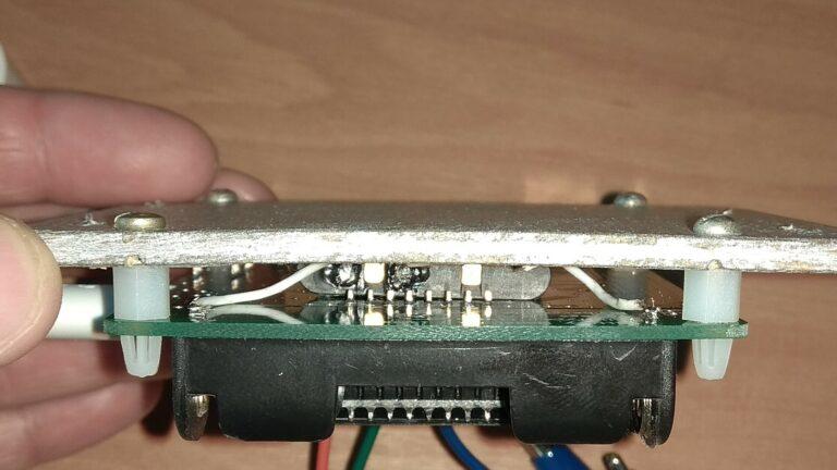 Универсальный тестер ESR meter DIY MG328 встроенный аккумулятор
