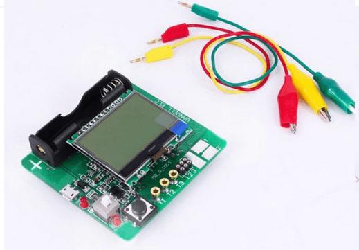 Универсальный тестер ESR meter DIY MG328 полный обзор
