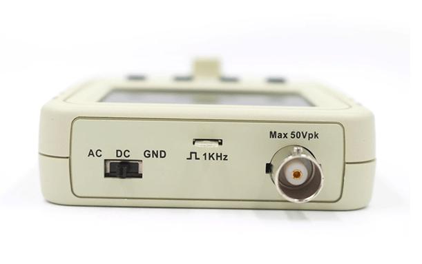 осциллограф DSO150 вид сверху