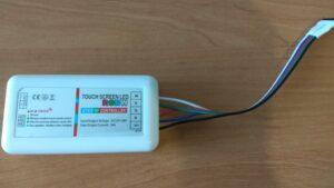 Контроллер на светодиодную ленту rgbw