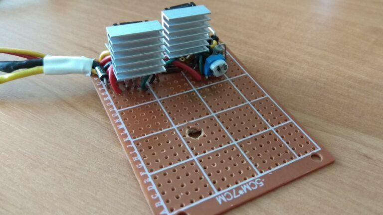 регулировка вращения корпусных вентиляторов радиаторы на плате