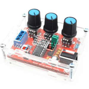 Генератор сигналов XR2206 внешний вид