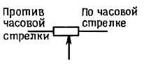 Потенциометр обозначение