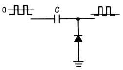 Восстановление сигнала по постоянному току схема