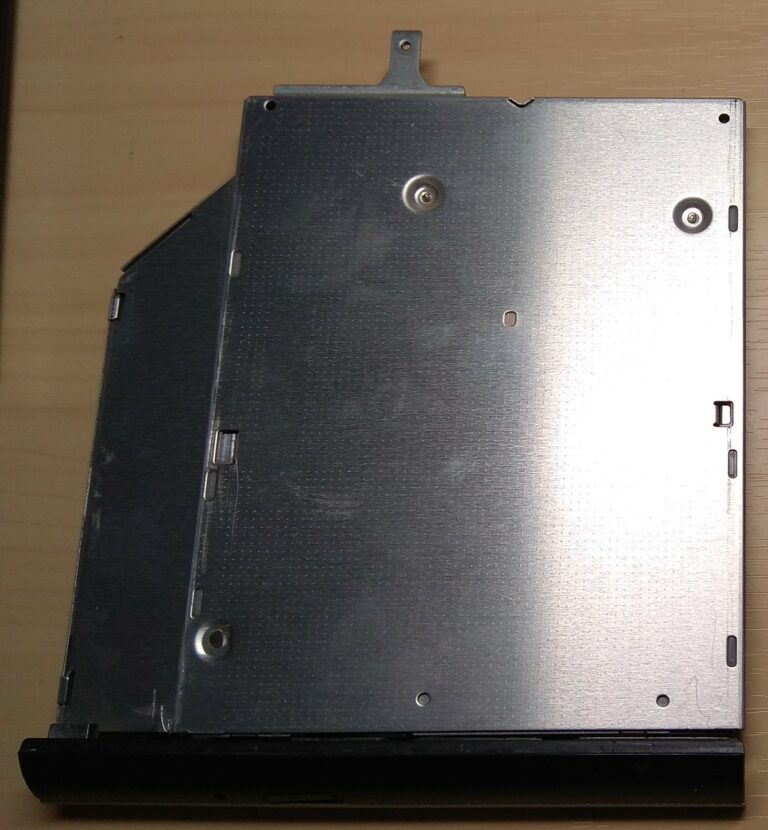 dvd для ноутбука меняем на жесткий диск