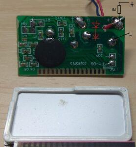 подключение датчика температуры и влажности к 5 вольтам