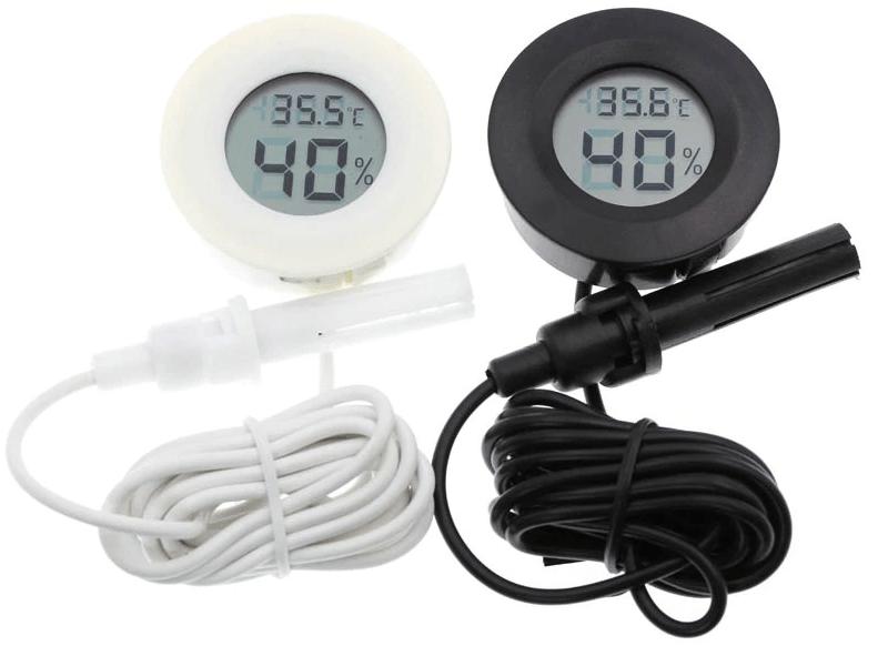 выносные датчики температуры и влажности круглые