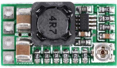 Модуль для управления вентилятором