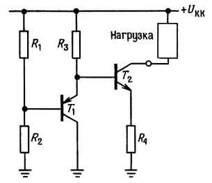метод температурной компенсации источника тока