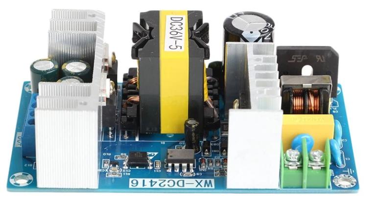 преобразователь AC-DC 36 вольт 5 ампер