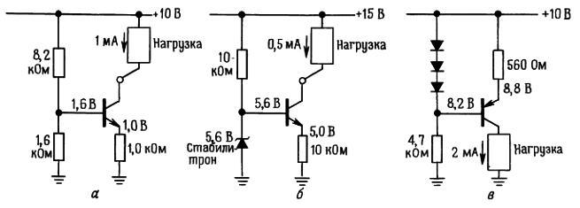 варианты источников тока