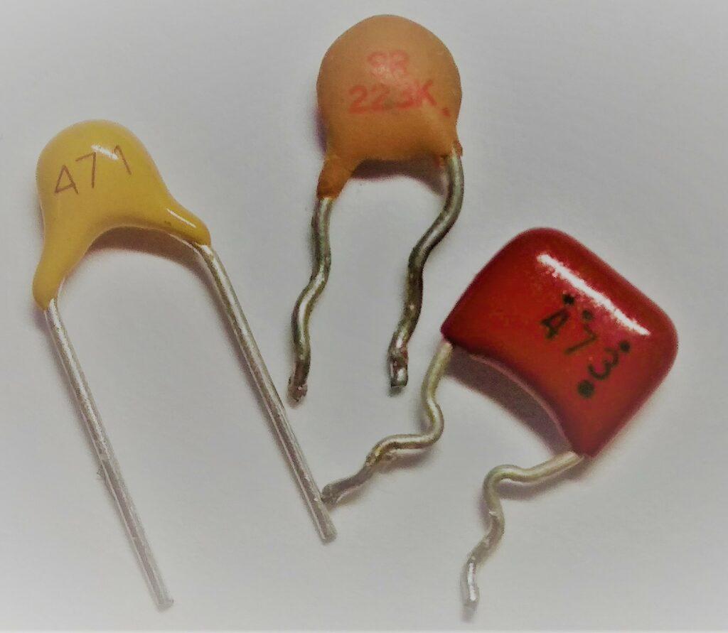 маркировка конденсаторов