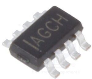 IAGCH контроллер DC_DC MP2315