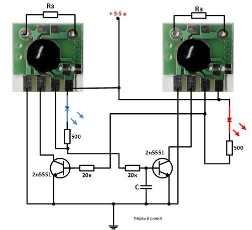 Циклический таймер с фиксированным началом старта таймера на чипе C005