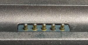 верхние контакты клавиатуры от планшета Prestigio