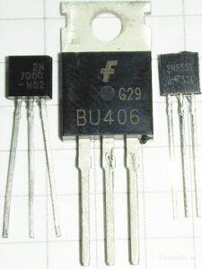Обозначение и замена зарубежных радиоэлементов