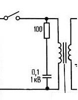 RC амортизатор. Помехи. Схемы защиты и подавления помех.