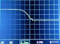 ниспадающий фронт после ОУ. Сборка контроллера сетевого напряжения