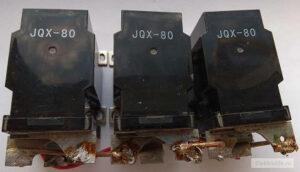 реле jqx-80. стабилизатор сетевого напряжения