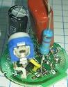 калибровочный резистор на проводниках