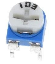 Подстроечный резистор для калибровки китайского вольтметра переменного тока