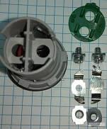 разборка китайского вольтметра переменного тока для калибровки. Этап3