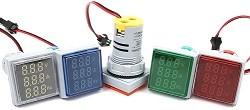 вольтметры переменного тока с амперметром