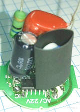 закрытый калибровочный резистор второй вариант