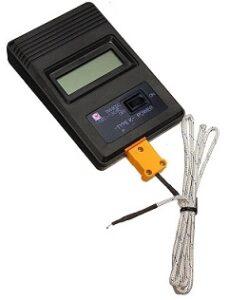 Измеритель температуры TM902C (-50C до 1300C), цифровой датчик K типа термометр