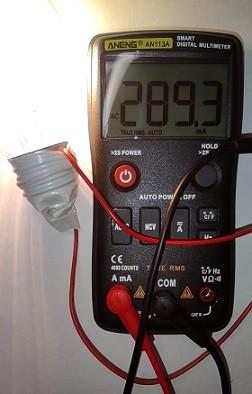 измерение переменного тока