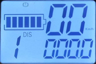 Замена контроллера - дистанция на экране
