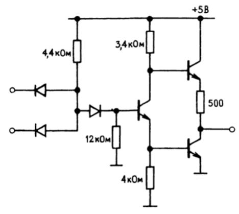 диодно-транзисторная логика