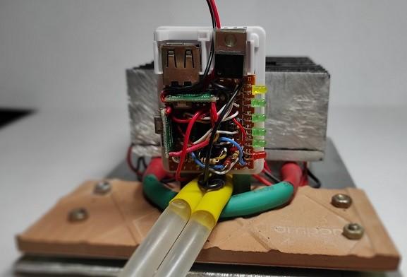 открытая плата зарядного устройства