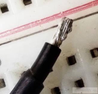 провод от модуля SP1848