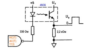 управления удаленной нагрузкой или нагрузкой с независимой системой заземления