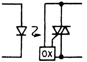 оптосимисторы с обнаружением нуля