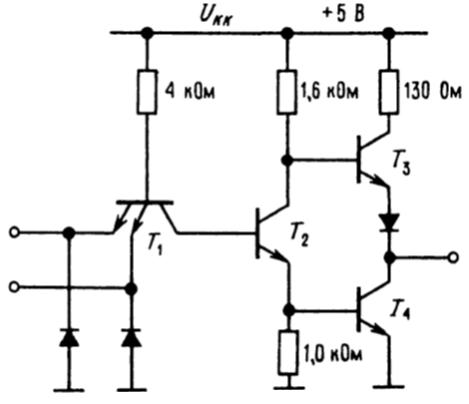транзисторно-транзисторная логика