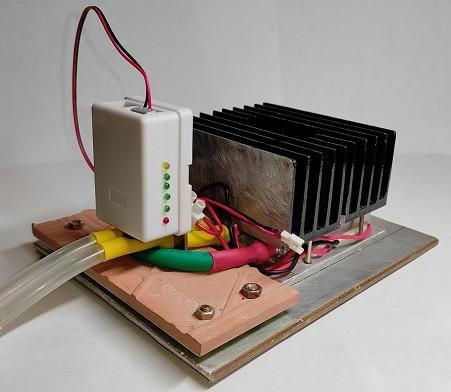 зарядное устройство на модулях sp1848