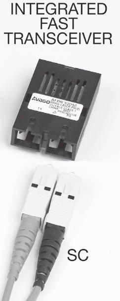 integrated fast transceiver. Волоконно-оптическая связь. Варианты реализации