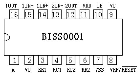 Датчик движения HC-SR501. микросхема BISS0001 назначение выводов