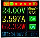 Цифровой преобразователь напряжения XYS3580, Главный интерфейс