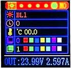 Цифровой преобразователь напряжения XYS3580. Интерфейс настройки параметров системы