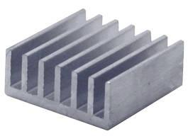 Радиаторы для мощных транзисторов, отвод тепла, расчеты